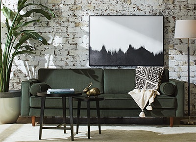 Amazon Furniture Is Chic, Affordable And A Godsend For City Dwellers