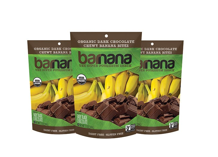bags of barnana snacks