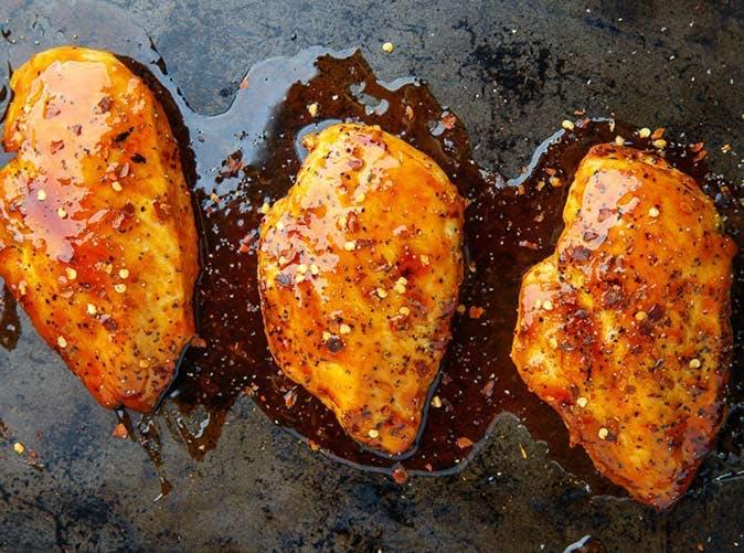 baked firecracker chicken recipe