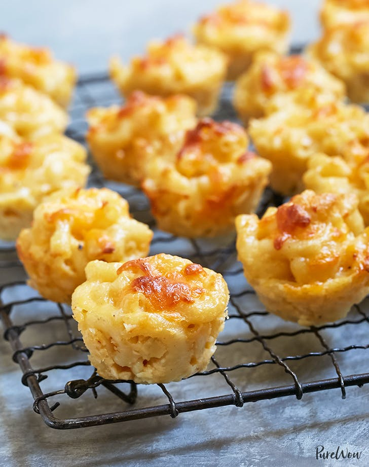 baked mac and cheese bites recipe1