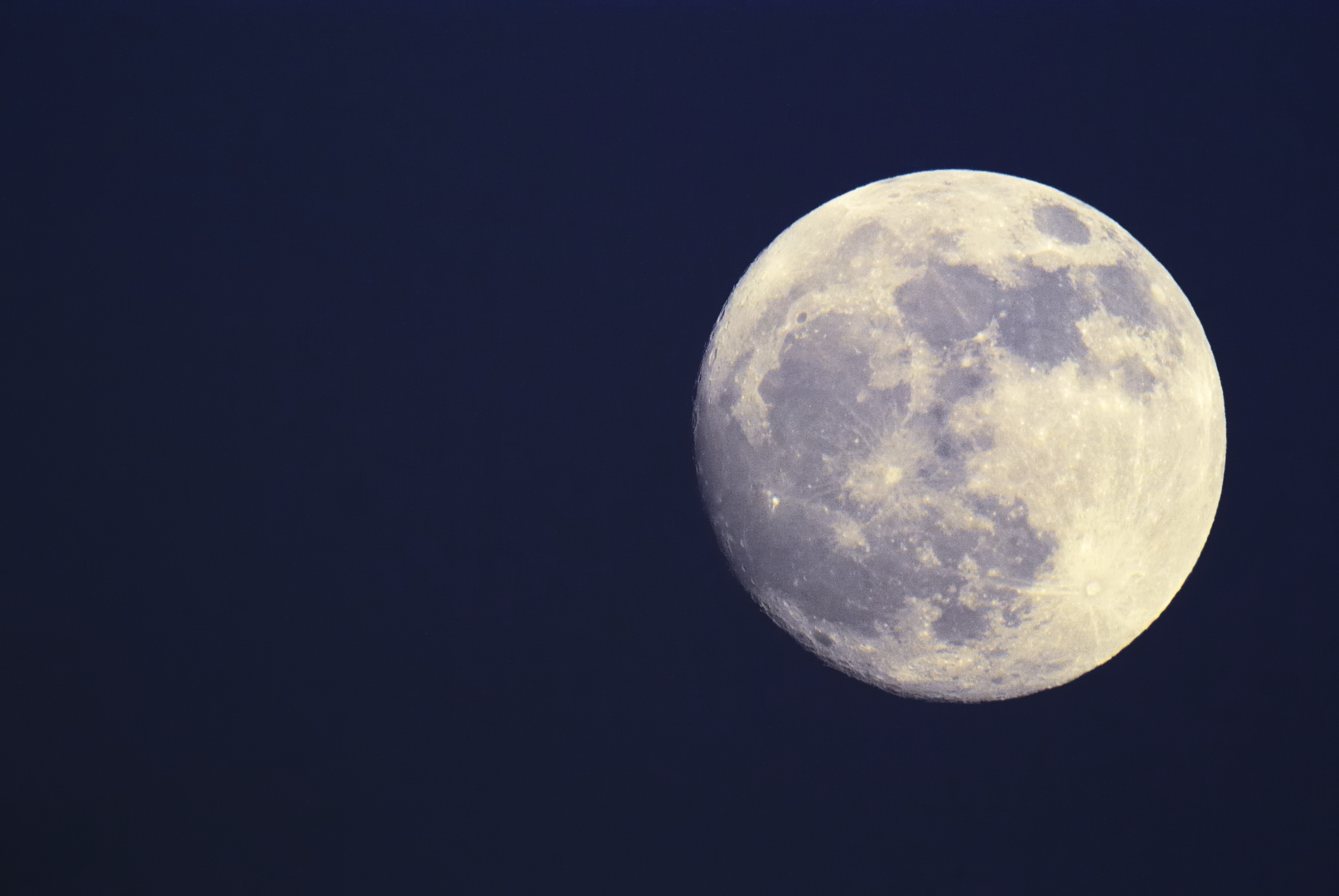 See the last blue moon of year in skies tonight