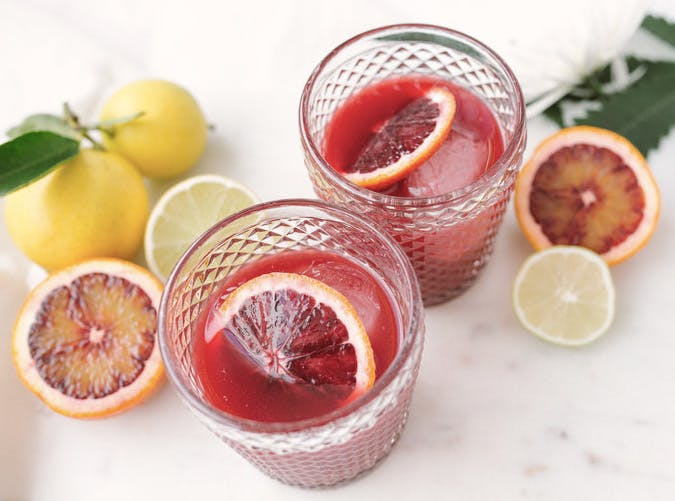 cannabis mezcal cocktail recipe