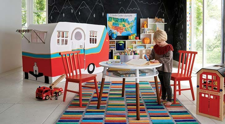 Land of Nod Is Now Crate & Kids, Making It Easier Than Ever to Decorate for Munchkins