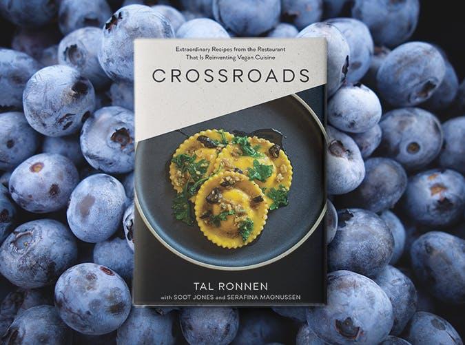 crossroads cookbook tal ronnen