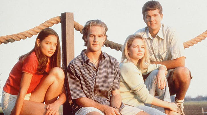 This Is Where Joey & Pacey Would Be Today, According to the 'Dawsons Creek' Series Creator