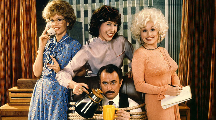 Dolly Parton, Jane Fonda and Lily Tomlin might remake 9 to 5