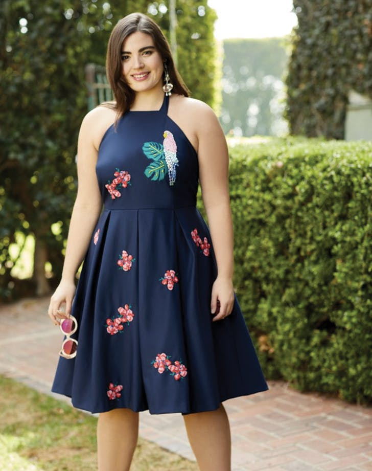 36389bf0285f9 Draper James Launches Plus-Size Clothing Line with Eloquii - PureWow
