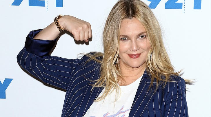 This Tip from Drew Barrymore Is a Game Changer for Working Moms