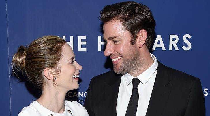 John Krasinski & Emily Blunts Relationship Was 'Saved' Thanks to This Trick