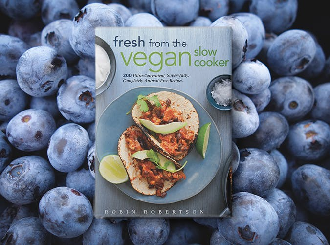 fresh from the vegan slowcooker cookbook