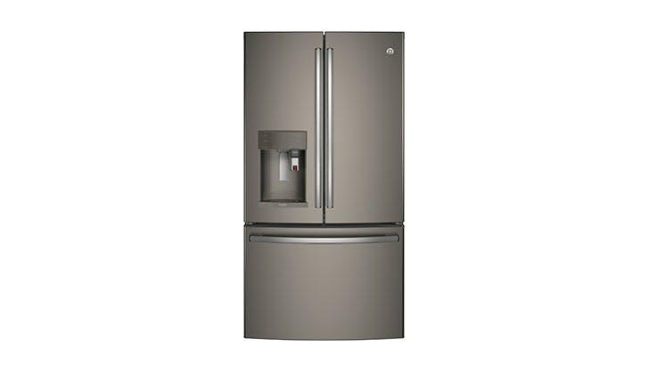 ge appliances slate refrigerator