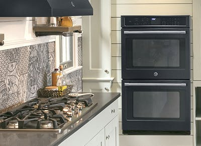 4 Color Palettes That Pair Perfectly with Black Kitchen Appliances ...