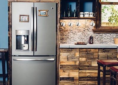 ge slate refrigerator cat
