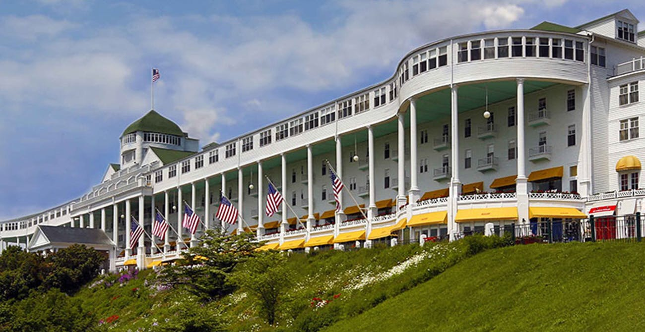 grand hotel michigan