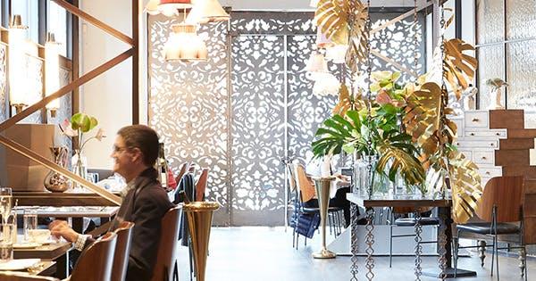 Grange Hall Is Dallass Fanciest New Lunch Spot Purewow