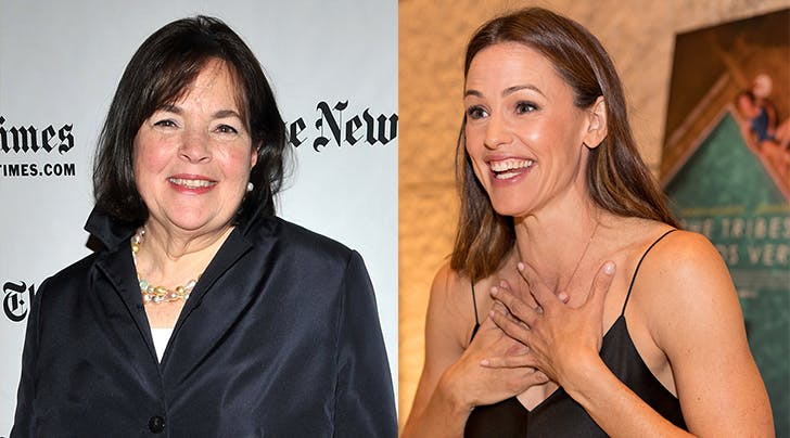 Heres What Ina Garten Really Thinks of Jennifer Garners 'Pretend Cooking Show'