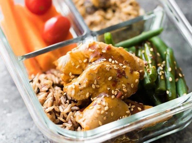instant pot honey sesame chicken breast recipe