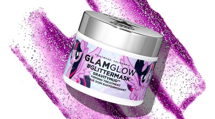 Image result for glam glow my little pony mask