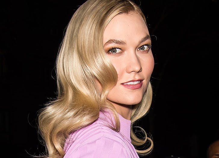 Hot Rollers Are The Key To Retro Glam Hair Purewow