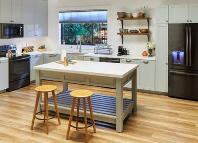 kitchen design rules cat