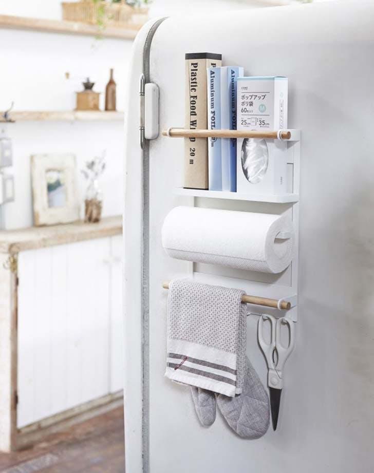How to Add Extra Kitchen Storage - PureWow