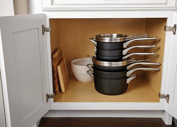 kitchen storage stackablepots