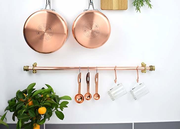 kitchen storage utensil hook