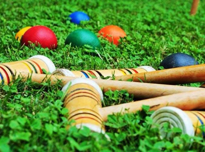 lawn game croquet