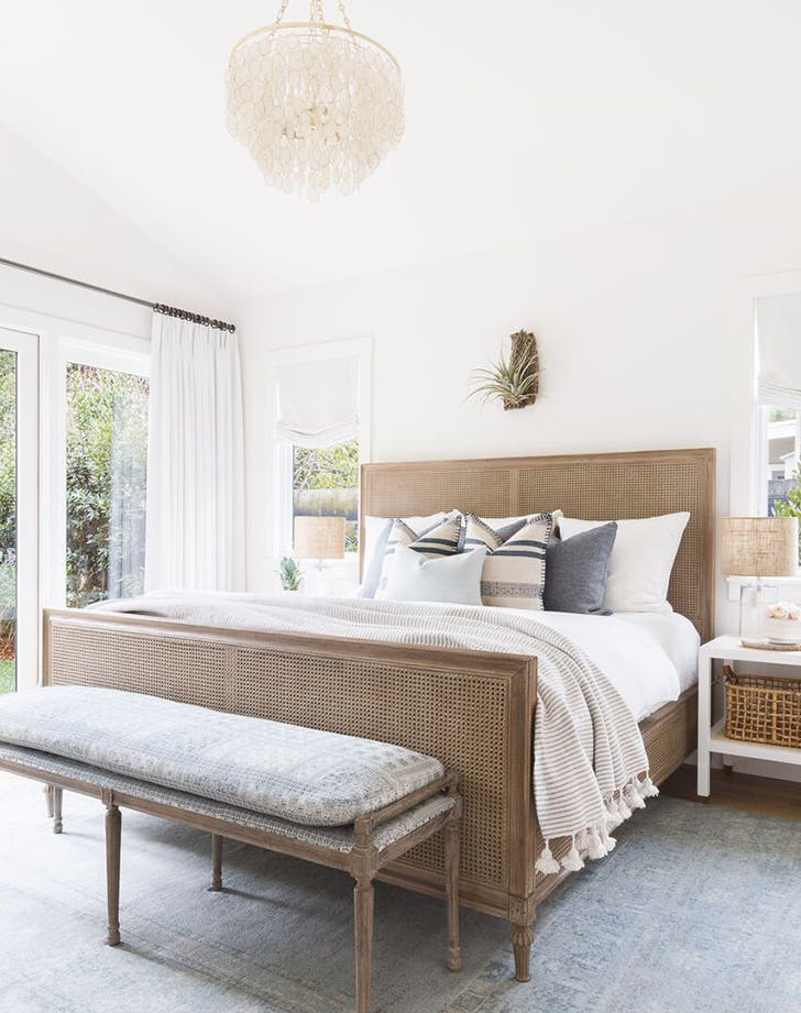 How To Make Your Bedroom Zen Purewow