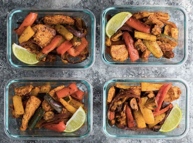 18 Ketogenic Meal-Prep Lunches You Can Make Once and Eat All Week