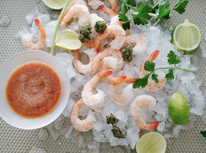 medicated shrimp cocktail recipe