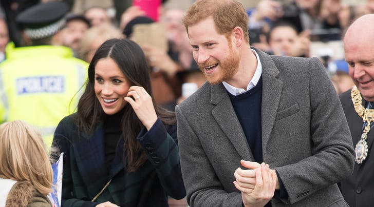 Prince Harry and Meghan Markle Are Inviting 2,600 Commoners to Their Wedding—Heres How to Score an Invite