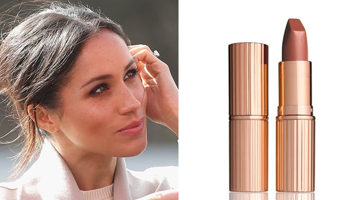 *This* Is Meghan Markles Favorite Lipstick, and Its Royally Expensive