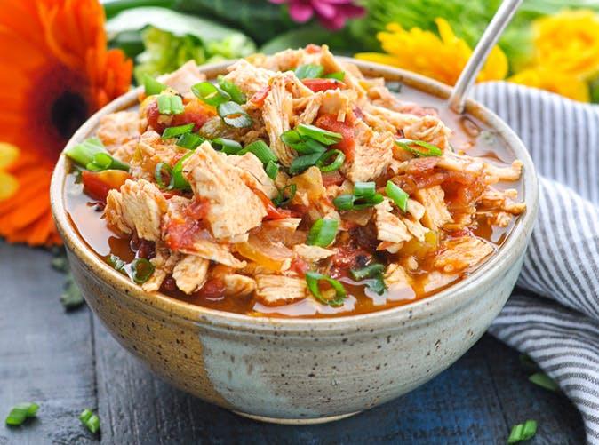 mexican instant pot chicken recipe