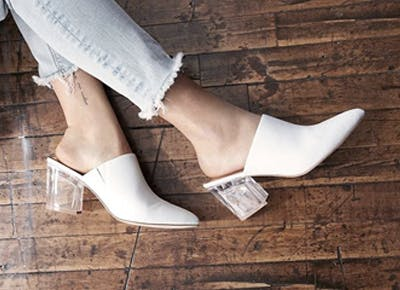 miami clear shoe trend 400