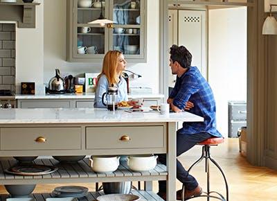 modern kitchen category
