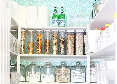 organized pretty pantry 400