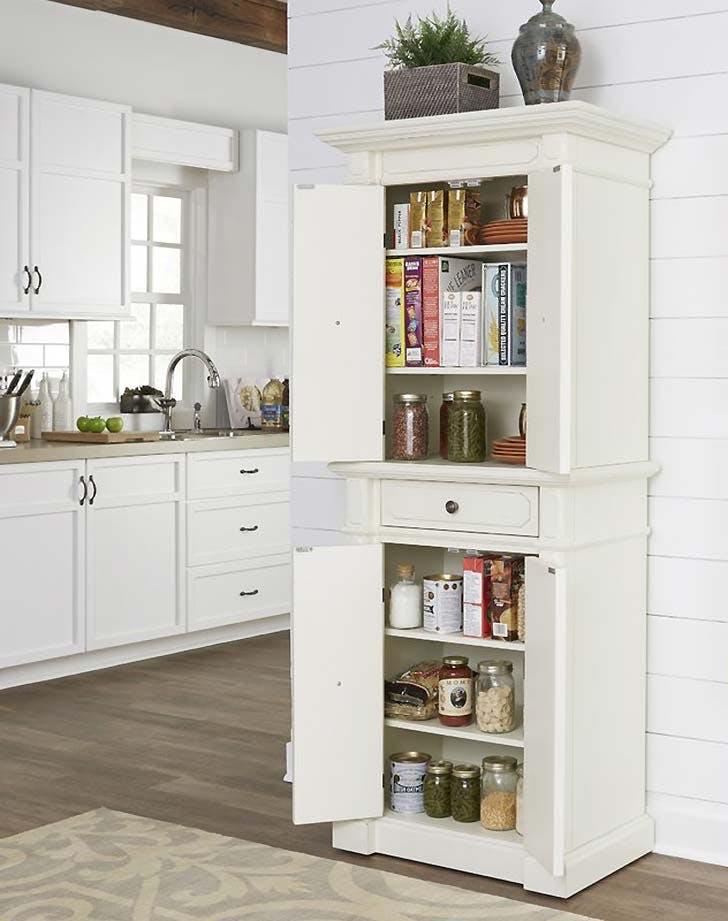 pantry freestanding