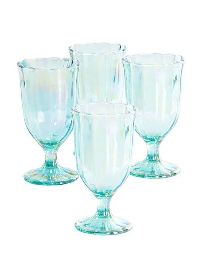 pioneer woman luster goblets 1520446620