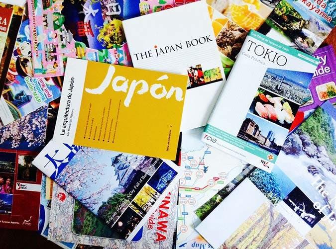 planning trip Japan