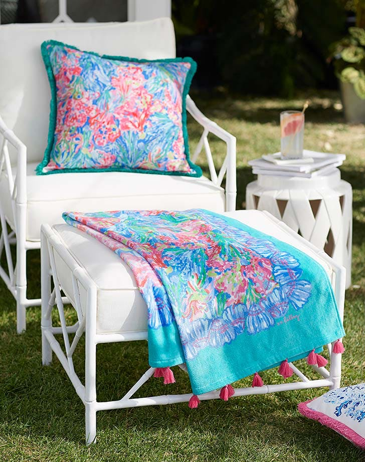 pottery barn lilly pullitzer collab 2