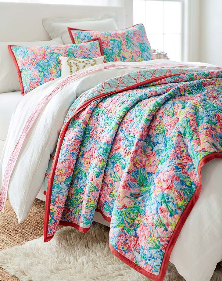 pottery barn lilly pullitzer collab 3