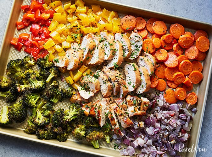 rainbow keto baking sheet recipe