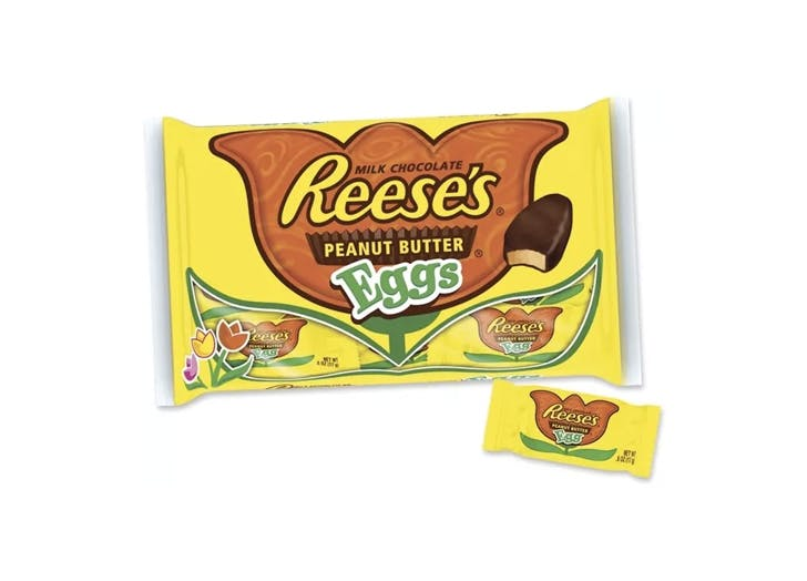 reeses easter eggs