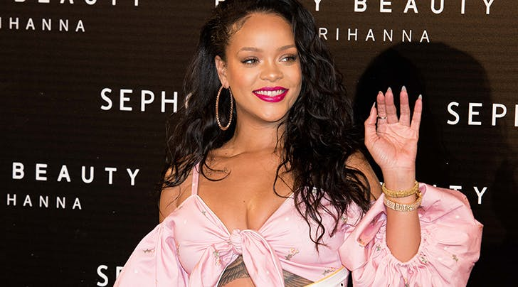 Rihanna Is Launching a Lingerie Line and Our Boobs Are Honestly So Ready for It