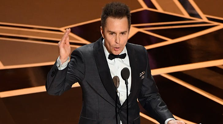 Oscars 2018: Sam Rockwell Scores Best Supporting Actor