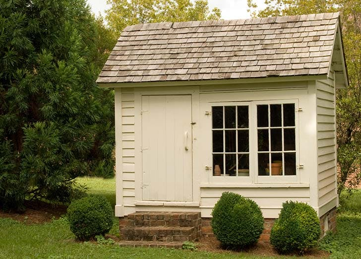 shed shed colonial