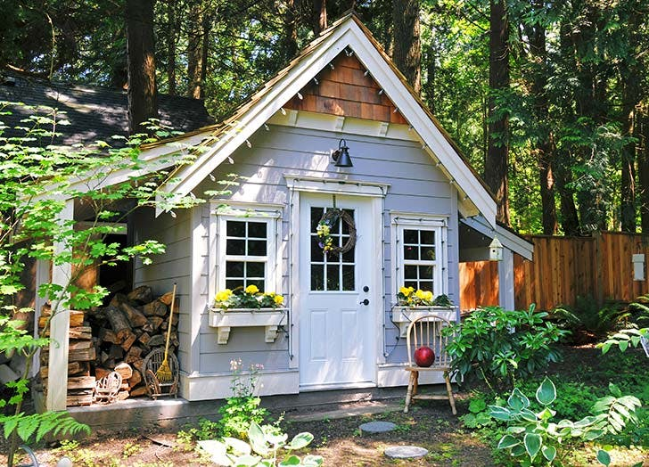 First Define The Purpose Of Your She Shed