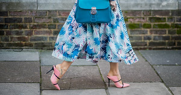 32f0aeb17b2 The Right Shoes to Wear with Skirts and Dresses - PureWow