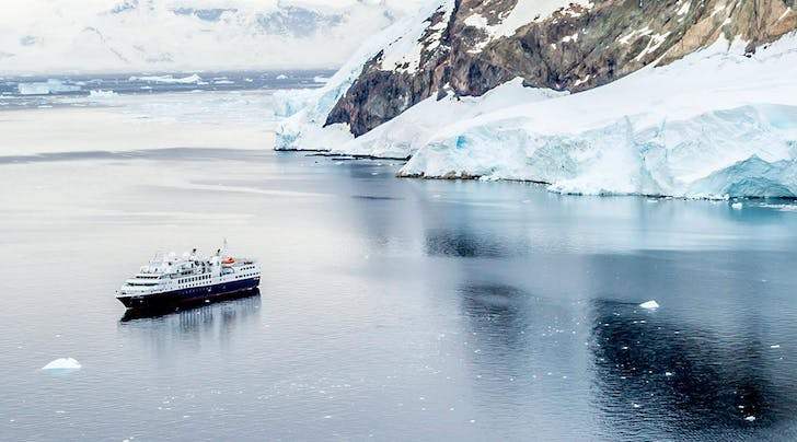 Pack Your Bags: This Cruise Will Take You to All 7 Continents in 4 Months